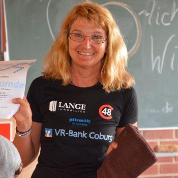 Bayerische Halbmarathon-Meisterschaften 2018 - Christine Schrenker