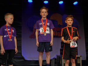 Siegerehrung Schülerlauf
